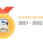 Cuadro de Honor 2021-2022